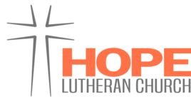 Hope Lutheran Church Logo